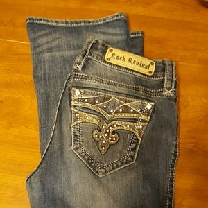 Rock Revival Sapphire jeans